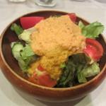 ハシヤ - グリーンサラダ