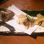 くずし割烹 和dining 一昇 - 活き鱧天ぷら