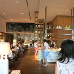 パレスホテル東京 - 朝食のレストラン「グランド・キッチン」
