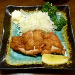 居酒屋ふるさと五兵衛 - 「宮崎県」日南鶏 チョイ焼き