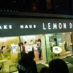 レモンドロップ - やっぱり女性客がほとんど