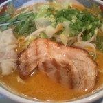 麺の心 - 蝦油味噌