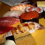 203060 - optio A30で撮影。豊魚寿司。