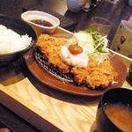 大戸屋 - 梅おろしチキンかつ定食
