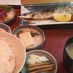 口福 - 焼魚定食(1,000円)