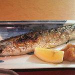 口福 - 秋刀魚