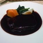 グリル洋定食とみんなのワイン食堂Seiji - シェフのおすすめお得ランチコース(タンシチュー)
