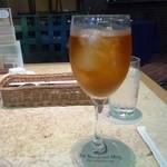 グリル洋定食とみんなのワイン食堂Seiji - アイスティー