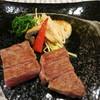 時の宿 すみれ - 料理写真:今回もステーキすてきっ!
