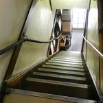 TOM - 急な階段 気を付けてね~(^_^.)