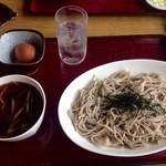 にしき - 料理写真:H25.07 鳥辛そば¥950