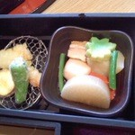 旬草 弥ひろ - 2段重