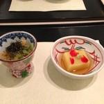 日本料理 矼 - 前菜、
