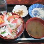 食事処よかった - 海鮮丼¥780