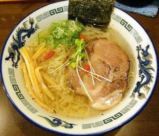 らーめん逍遥亭 - 塩麺_700円
