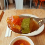 ミディアム - スープ