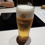 20311129 - ビールはエビスです