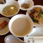 林仔 - 料理写真:Bランチセット