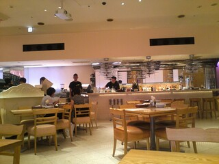 RIGOLETTO KITCHEN - 広々店内♪