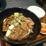 醍醐 - 特撰牛丼(ランチ)