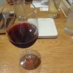 20314841 - グラス赤ワイン(480円)