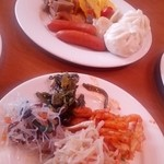 犬山ローレライ麦酒館 - ウインナーがメチャ美味い!車じゃなければビール飲みたかった。
