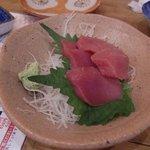 魚屋海老蔵 - 極厚まぐろ刺身