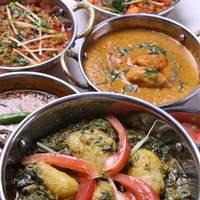 ムガル - パキスタンカレーは食べやすいと評判です!