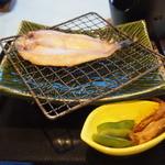 ウィスタリアンライフクラブ - 鮎の一夜干し.JPG