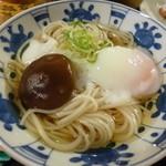 夢想庵 - 2013.07 冷麦