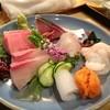 寿司食堂にしおか - 料理写真:お造り盛り合わせ