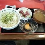 波食波食 - 島魚のぶっかけ丼!