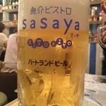 魚介ビストロsasayakitokito - ハートランド
