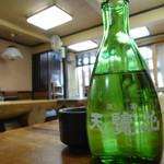 長寿庵 - 地酒
