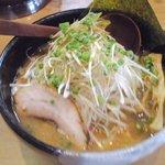 極麺 小次郎  - ねぎらぁ麺