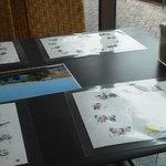MOM'S - 201307 マムズ テーブルは・・・こんな感じ