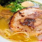 丸千製麺 - とろ醤油
