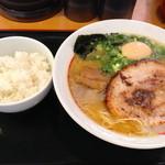 丸千製麺 - とろ醤油(ランチB)