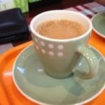 三代目 清水屋 - コーヒー(値段忘れたけど安かった)