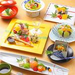 北浜 懐食 こおげ - 季節感味わえるお料理の数々