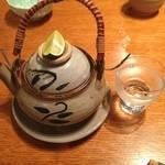 玉久 - 土瓶蒸し
