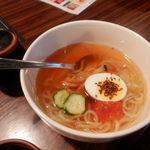 20332834 - ハーフ冷麺 420円