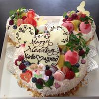 リスカフェ - オーダーケーキ参考写真