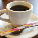 大黒屋 - 食後にコーヒーをいただきました(2013.7.25)