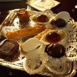 トゥールダルジャン - 食後のプティフール