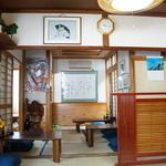 大黒屋 - 奥の座敷(2013.7.25)
