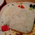ニランカフェ - ⑧カオニャオ:タイのもち米