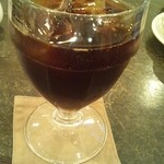 カフェ リゼッタ - アイスコーヒー