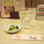 Tenshin - カウンター席