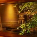 EMON - 個室から眺める庭園